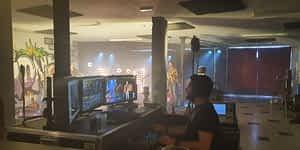 régie vidéo live facebook youtube aver PTZ PTC310 vmix 4k