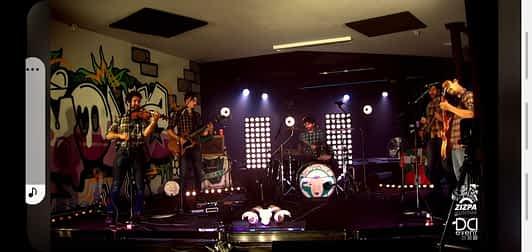 live streaming groupe musique concert enregistrement covid