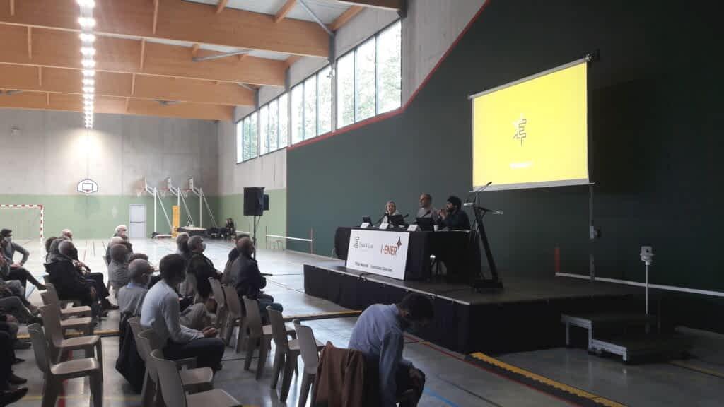 assemblée générale AG enargia DCI event
