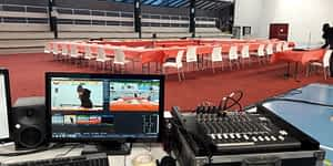 live streaming zoom webinar DCI event